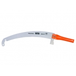 Pole pruning saw 360mm 6TPI with striking knife and hook