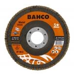 Flap disc INOX+Fe P120 125x22.23mm