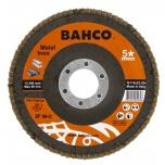 Flap disc INOX+Fe P40 125x22.23mm