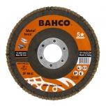 Flap disc INOX+Fe P60 125x22.23mm