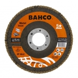 Flap disc INOX+Fe P80 125x22.23mm