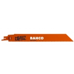 Reciprocating sawblades Sandflex bimetal 150mm*1,07mm HST 18TPI 2 pcs for heavy metal