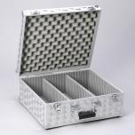 AluPlus Media 105, silver