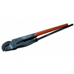 Corner pipe wrench 430mm 2""