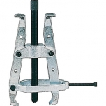 Two arm 20-110/80-170mm puller with clamp