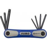 Tamper proof TORX key set 8pcs TR9-TR40 Irimo