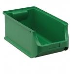 Ladustuskarp ProfiPlus Box 5, roheline, virnastatav