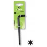 Torx L-key T15 18x90mm Irimo blister
