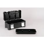 McPlus Alu 17,8, bk, PP, 450 x 225 x 200 mm