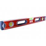 Spirit level 1200mm magn.
