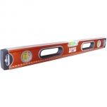 """Gulsčiukas magnetinis """"Box"""" tipo, 3 akutės,600mm.765g.BAHCO"""