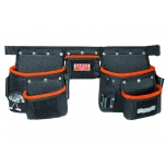 3 pouch belt set