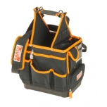 Electrician bag with multiple pockets 285x190x285mm
