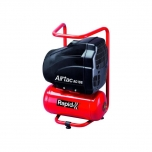 Airtac AC106 air compressor 1,1kW/1,5hp oil-less 6 liters