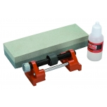 Wood Chisels sharpening kit with honing guide, sharpening stone and honing oil