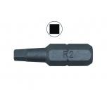 Bits Robertson R2 25mm 10pcs