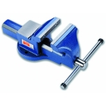 Heavy duty square guide bench vices 6072 175mm