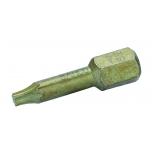 10xbits T25 25mm 1/4 extrahard
