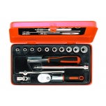 Socket set 1/4
