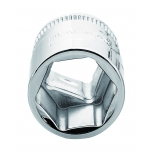 """Hexagon socket 7400SM 15mm 3/8"""""""