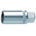 """Spark plug socket magnetic 16mm 3/8"""""""