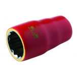 """Isoleeritud kaksteistkant padrunvõti 7800DMV 16mm 1/2"""" 1000V VDE"""