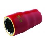 """Insulated double hexagon socket 7800DMV 27mm 1/2"""" 1000V VDE"""
