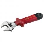 Insulated adjustable wrench 8072V 260mm max 29mm 1000V VDE