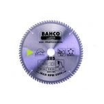 Circular saw blade for aluminium and plastics 210x30/25mm 48T