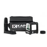 Laserlood rist 870G IP65 tolmu ja ilmastikukindel, rohelise kiirega