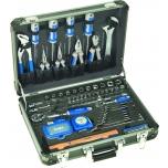 Tools set 90 pcs in aluminium tool case Irimo