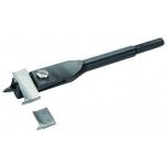 Reguliuojamas plunksninis medžio grąžtas 22-76mmx170mm