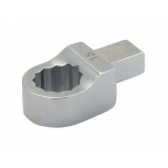 Insert ring end wrench 22mm drive 9x12mm