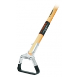 Action hoe with 137cm wooden handle Truper 15127