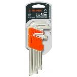 Набор шестигранных ключей 7 в 1, 2,5-10мм 15548