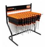 Bahcofit display 83PCS