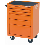 Bahco tool trolley with 7 drawers 1470K7 with 162 proffessional tools