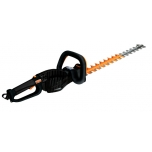 Cordless 4-speed hedge trimmer 1200W, no blades included