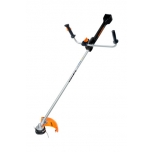 Cordless brush cutter 2000W, with special harness for tool and battery, no cutting blade included