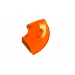 Mandatory aluminium casing for use with the mulching knife BCL121B3 and protective shield BCL121B4
