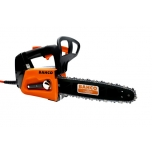 Cordless chainsaw 2000W, 300mm blade, 2kg