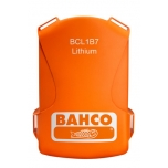 Lithium-ion battery 17.4Ah, 43.2V, 750Wh, twin outlets. With harness and charger