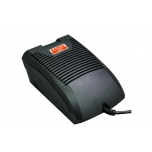Battery charger for Bahco cordless garden tool batteries