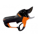 Cordless secateurs max 35mm. With BCL1B1 battery, BCL2B belt, BCL2H holster, BCL21AB armband and BCL2GR grease