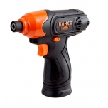 "Cordless impact swredriver 12V, max 105Nm, HEX 1/4"", 2 speeds"