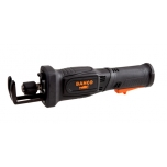Cordless reciprocating saw 14.4V, 3000spm. Tool free blade replacement
