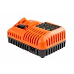 Fast battery charger 18V 3.4A for BCL33B1 and BCL33B3 batteries