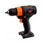 "Cordless drill with brushless motor 18V, 1/2""-13mm quick chuck, 2 speeds and 11 torque settings"