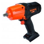 "1/2"" cordless impact wrench with brushless motor 18V, max 1000Nm"