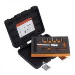 Diesel injector seat cutter, 7 pcs